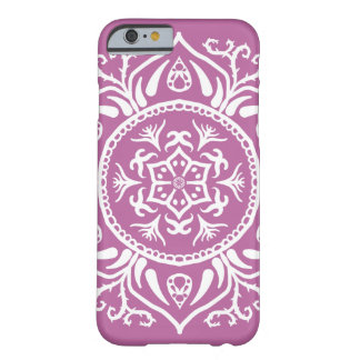 Capa Barely There Para iPhone 6 Mandala do trevo