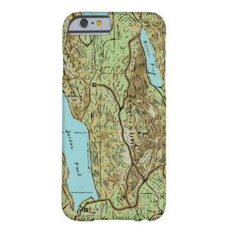 CAPA BARELY THERE PARA iPhone 6 MAPA DO ACADIA