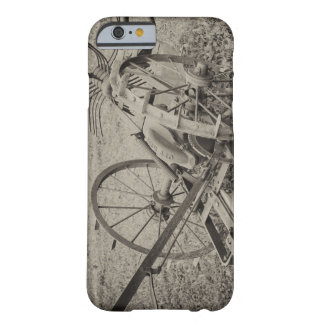 Capa Barely There Para iPhone 6 Máquina agrícola do vintage