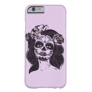 Capa Barely There Para iPhone 6 Menina do Ghoul