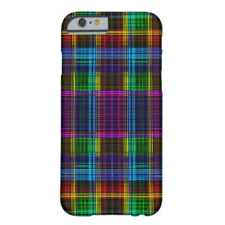Capa Barely There Para iPhone 6 Microchip iridescente