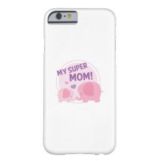 Capa Barely There Para iPhone 6 Minha mamã super