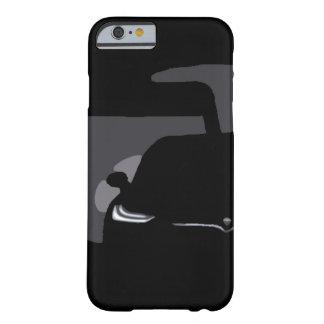Capa Barely There Para iPhone 6 MODELO X - Escuridão