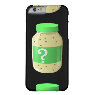 Capa Barely There Para iPhone 6 Molho do segredo da comida do pulso aleatório