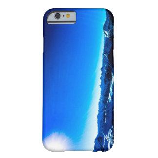Capa Barely There Para iPhone 6 Montanha azul