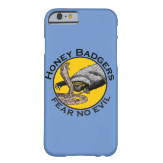 Capa Barely There Para iPhone 6 Não tema nenhum design animal da arte do cobra mau