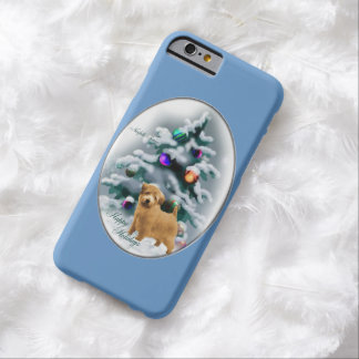 Capa Barely There Para iPhone 6 Natal de Norfolk Terrier