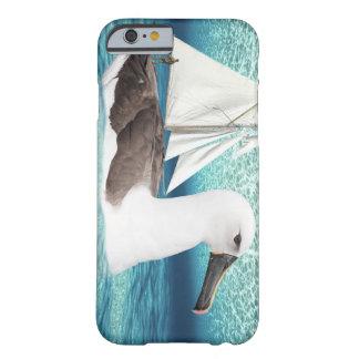 Capa Barely There Para iPhone 6 Navio surreal do albatroz