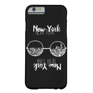Capa Barely There Para iPhone 6 New York