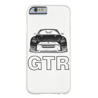 Capa Barely There Para iPhone 6 Nissan GTR
