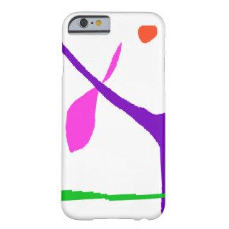 Capa Barely There Para iPhone 6 Nunca Get furada