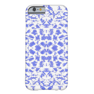 Capa Barely There Para iPhone 6 O azul dá forma ao caso do iPhone 6/6s