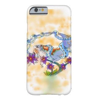 Capa Barely There Para iPhone 6 o Caso-Sonho do iPhone enrola o dragão