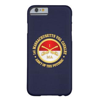 Capa Barely There Para iPhone 6 ø Cavalaria voluntária de Massachusetts