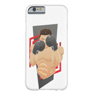 Capa Barely There Para iPhone 6 O exemplo do pugilista mal lá