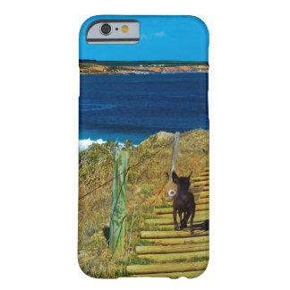 Capa Barely There Para iPhone 6 O filhote de cachorro com crista chinês rouba a