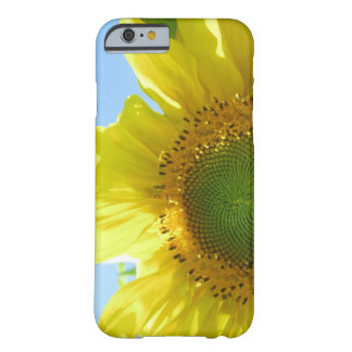 Capa Barely There Para iPhone 6 O girassol da luz do sol chama-me
