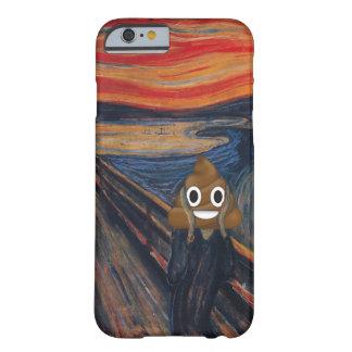 Capa Barely There Para iPhone 6 O gritar com tombadilho feliz