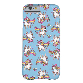 Capa Barely There Para iPhone 6 O Llamacorn majestoso