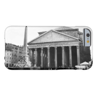 Capa Barely There Para iPhone 6 O panteão em Roma, Italia