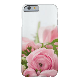 Capa Barely There Para iPhone 6 O rosa floresce a caixa customizável do iPhone 6