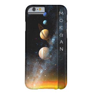 Capa Barely There Para iPhone 6 O sistema solar