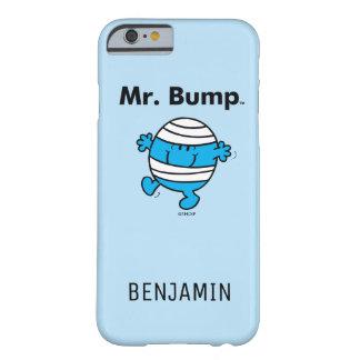 Capa Barely There Para iPhone 6 O Sr. Colisão do Sr. Homem | é um Clutz