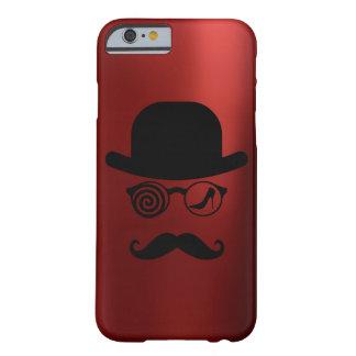 Capa Barely There Para iPhone 6 O Womanizer do chapéu do lobo do londrino coloca