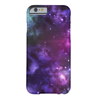 Capa Barely There Para iPhone 6 Odisseia roxa - caso de Iphone 6/6s