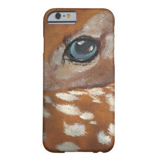 Capa Barely There Para iPhone 6 Olho da jovem corça