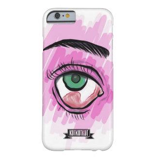 Capa Barely There Para iPhone 6 Olhos-kotkotkot