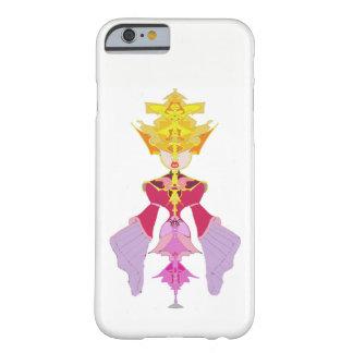 Capa Barely There Para iPhone 6 Oriente Espiritual