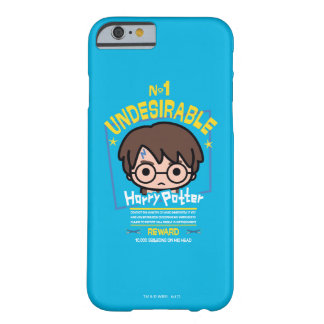 Capa Barely There Para iPhone 6 Os desenhos animados Harry Potter quiseram o