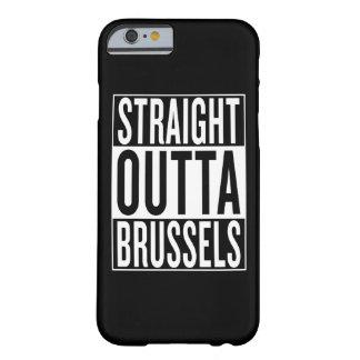 Capa Barely There Para iPhone 6 outta reto Bruxelas
