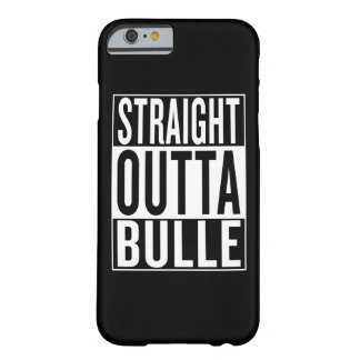 Capa Barely There Para iPhone 6 outta reto Bulle