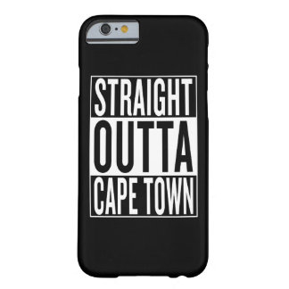 Capa Barely There Para iPhone 6 outta reto Cape Town