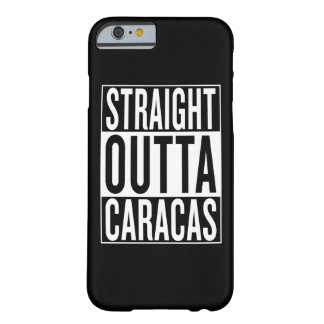 Capa Barely There Para iPhone 6 outta reto Caracas