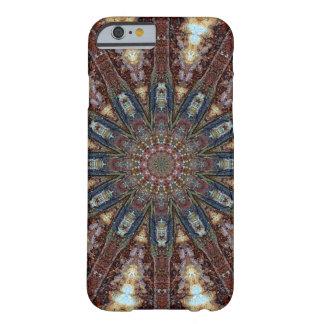 Capa Barely There Para iPhone 6 Oxidação-Mandala - ROSTart