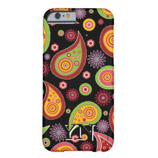 Capa Barely There Para iPhone 6 Paisley