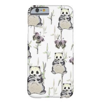 Capa Barely There Para iPhone 6 panda