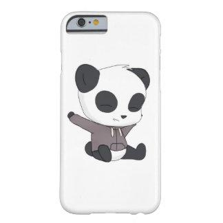 Capa Barely There Para iPhone 6 Panda feliz