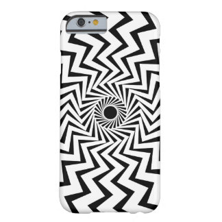 Capa Barely There Para iPhone 6 Parafuso de relâmpago tribal