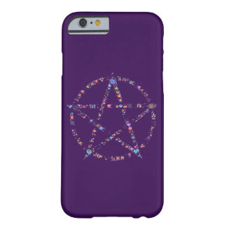 Capa Barely There Para iPhone 6 Pentangle
