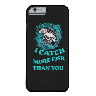 Capa Barely There Para iPhone 6 Pesca