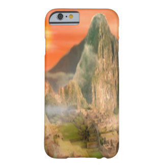Capa Barely There Para iPhone 6 Picchu de Machu