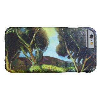 Capa Barely There Para iPhone 6 PINEWOOD na paisagem de TOSCÂNIA