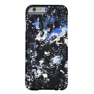 Capa Barely There Para iPhone 6 Pinte o caso do iPhone 6/6s do Splatter
