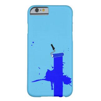 Capa Barely There Para iPhone 6 Pintura molhada