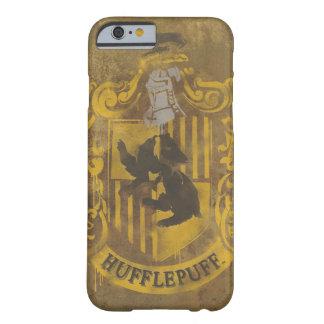 Capa Barely There Para iPhone 6 Pintura pistola da crista de Harry Potter  