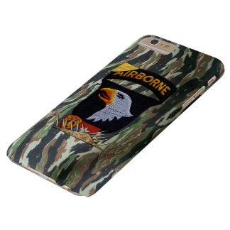 Capa Barely There Para iPhone 6 Plus 101st Veteranos de guerra transportados por via